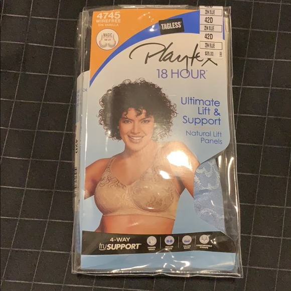 Playtex Other - NWT Playtex 42D Ultimate Lift & Support Bra